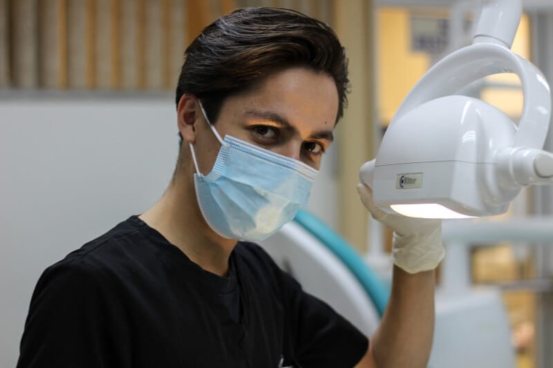 Consultorio médico odontologico